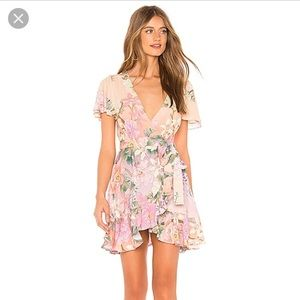 Spell & The Gypsy Collective Lily Mini Dress Sz S